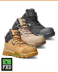 FXD Boots