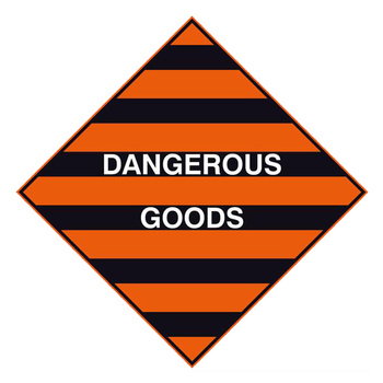 Dangerous Goods Stickers