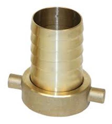 25mm BSP Brass (F) Coupling