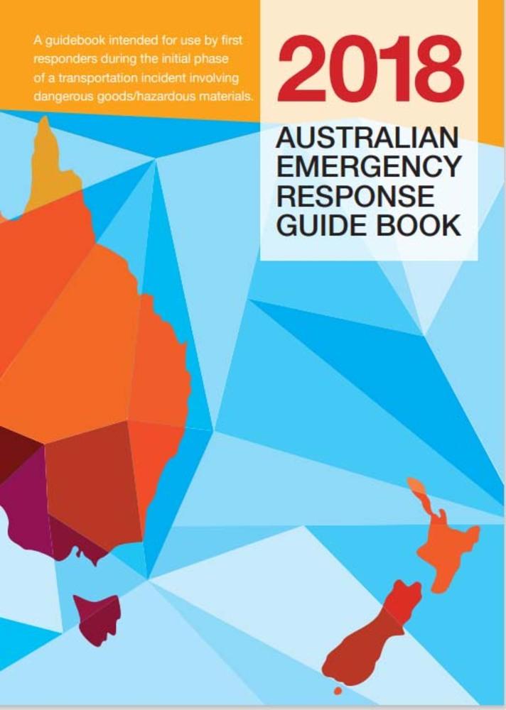 Australian Emergency Response Guidebook 2018