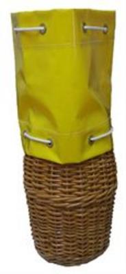 140mm Basket Strainer and Skirt