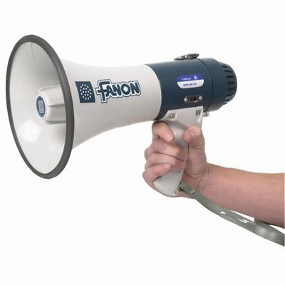 Megaphone with Shoulder Strap 10 watt