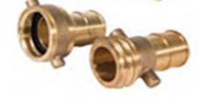 SAFB Brass Coupling Set - 64mm