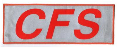 CFS Reflective Backpanel
