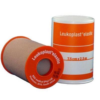Tape Leukoplast Elastic 7.5cm x 2.5m