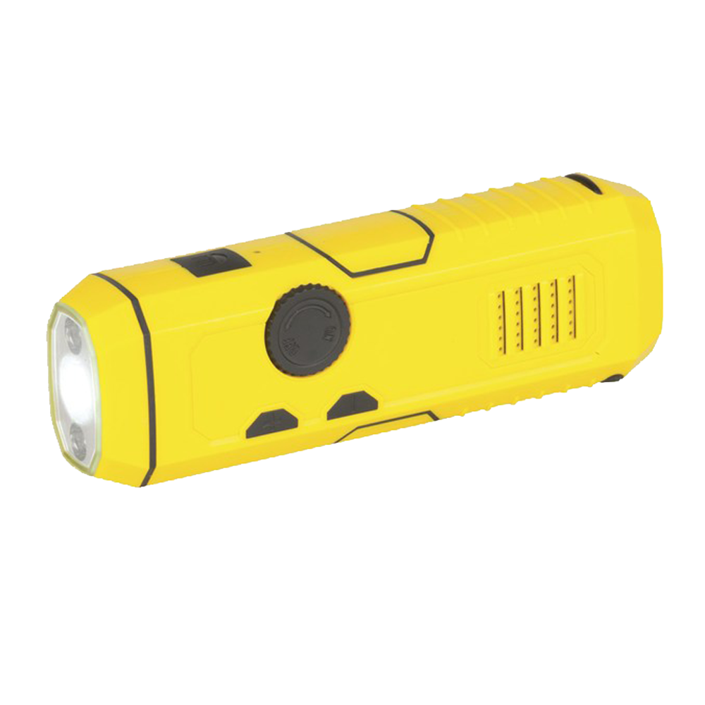 4 in 1 Radio with Emergency Torch and Dynamo
