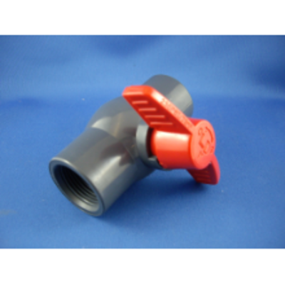 19mm Poly Ball Valve
