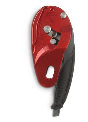 Petzl Ind Descender ID-L 11.5-13mm - Red