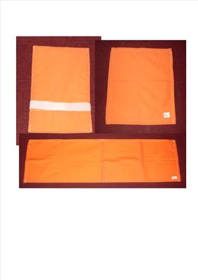 Sharp Edge Cover Set - Set of 6 Orange with Magnets