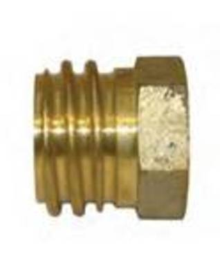 SAFB (M) - 40mm BSP (F) Brass Adaptor