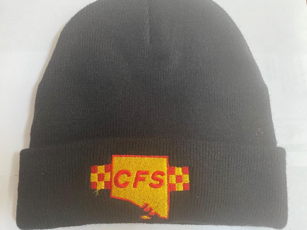 CFS Beanie Black