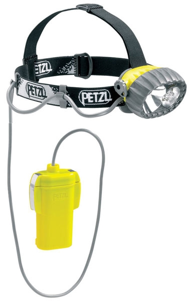 Petzl Duobelt 14 LED E76P Headlamp