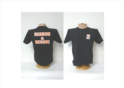 VIC SES T-Shirt w/Search & Rescue on Back
