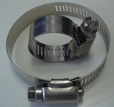 Worm Drive Hoseclamp 16-25mm