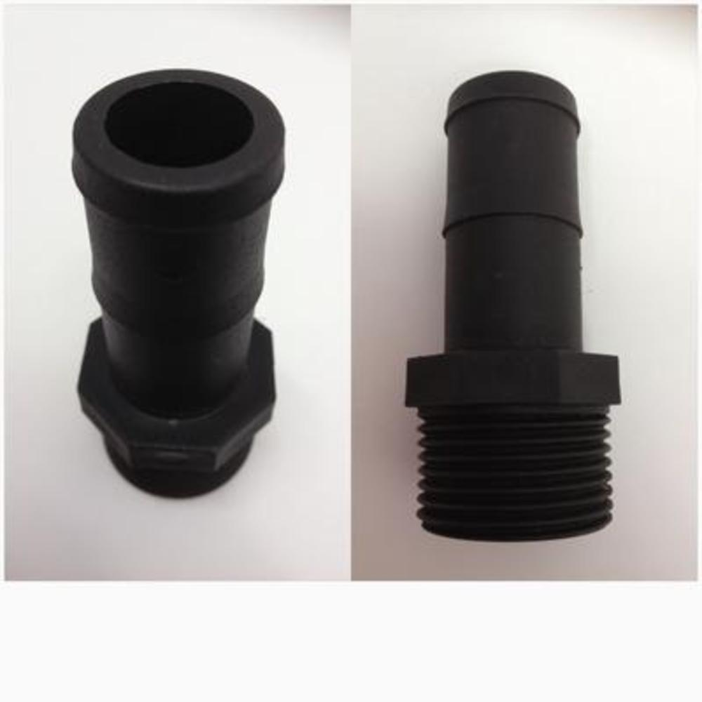 50mm BSP Poly (M) Coupling