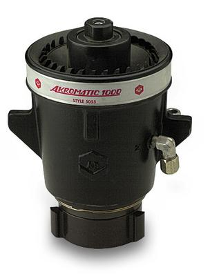 Akromatic 1000 Hydraulic Master Stream Nozzle
