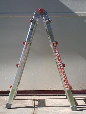 Little Giant Ladder - Model 17FF