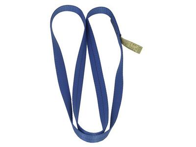 1m x 25mm Round Sling - Red, Blue or Black