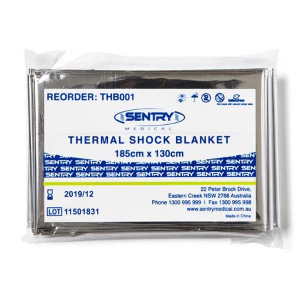 Blanket Emergency Shock (foil)