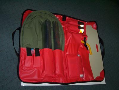 FARA Glass Management Kit Bag