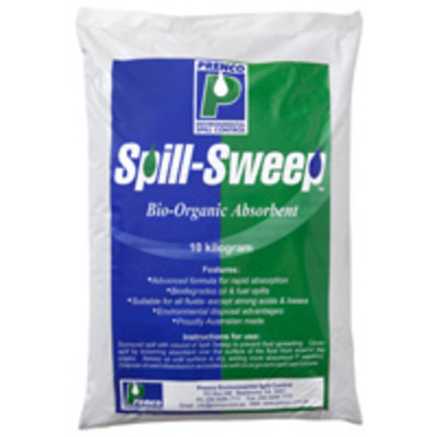 Spill Sweep Absorbent 10kg Bag