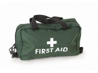 Ferno Saver First Aid Bag Green