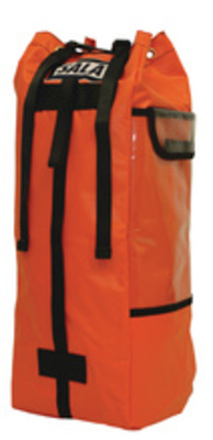 SALA Large ORANGE PVC Rope Bag
