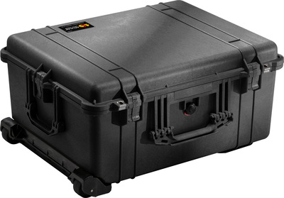 Pelican 1610 Case Black with Foam