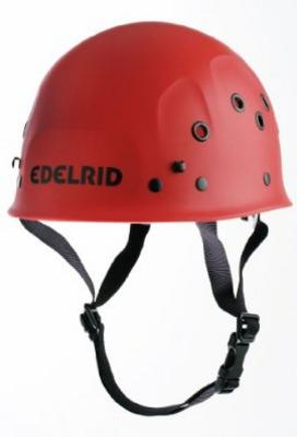 Edelrid Ultralight Helmet - Red