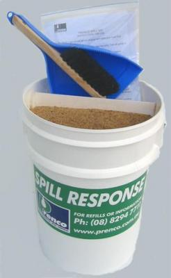Oil Spill Response Kit (small)