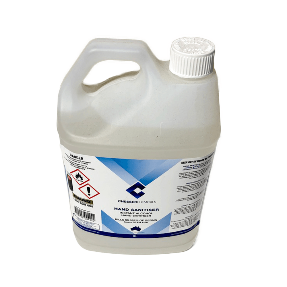 Hand Sanitiser 5L Refill Container