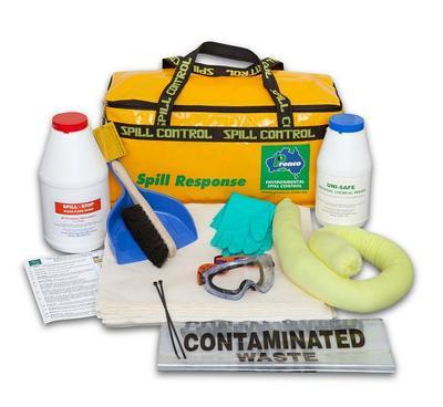 HAZCHEM Vehicle Spill Kit