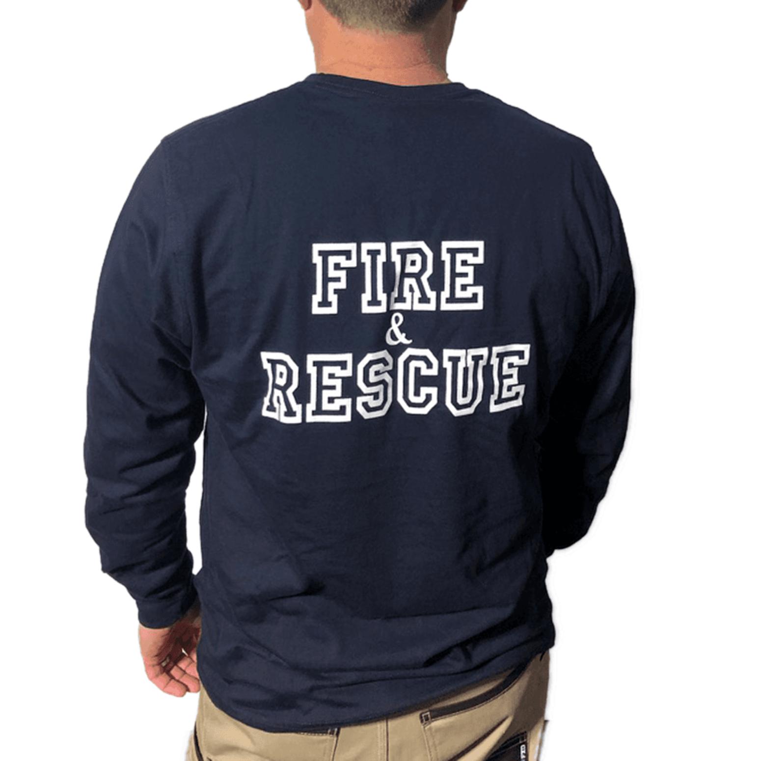 CFS Navy Long Sleeve T-shirt
