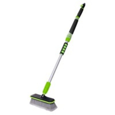 Decontamination Broom with 2.4m Extendable Handle