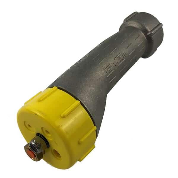 Dial-A-Jet bushfire fighting nozzle