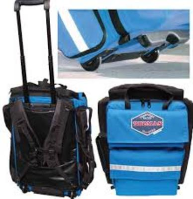 Thomas AlS Ultra Bag with Rollers