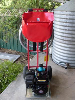 Mobile Firefighter Trolley Hose Bag