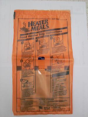 Innotech Orange Heater Sleeve - Non Dangerous Goods
