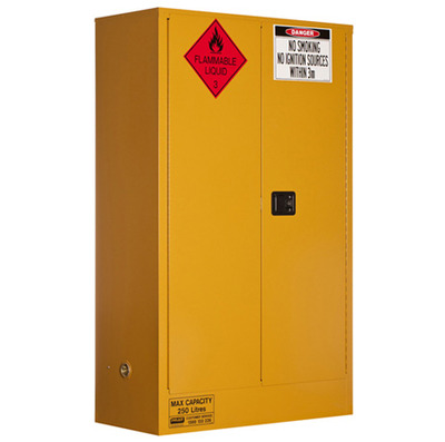 Flammable Liquid Cabinet 250L