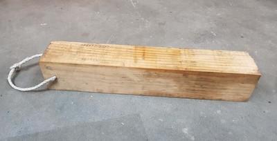 Cribbing Block 90mm x 90mm x 450mm
