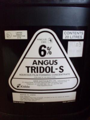 Tridol S 6% 20L AFFF Foam