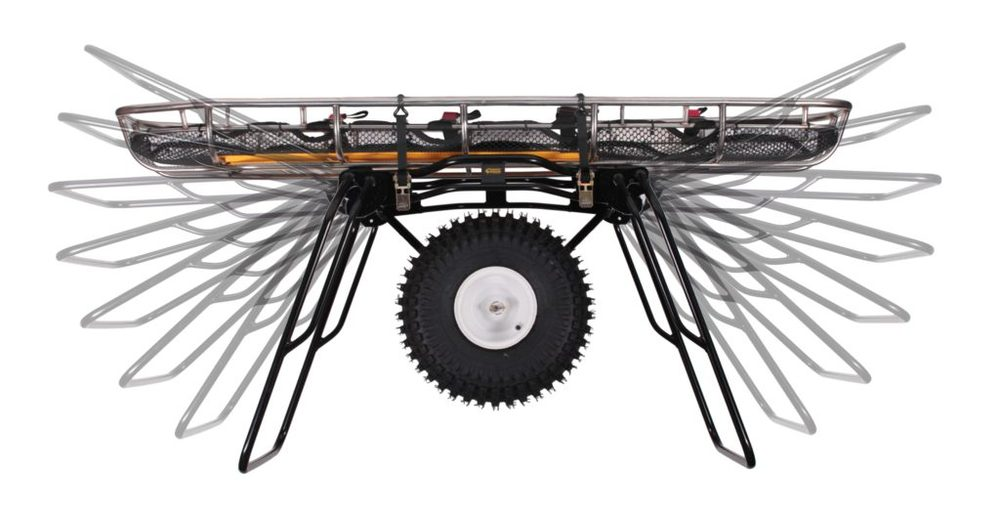 CMC Rescue Traverse Mule II Litter Wheel with Handles