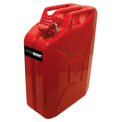 Pro Quip Jerry Can 20 ltr - Red for Unleaded
