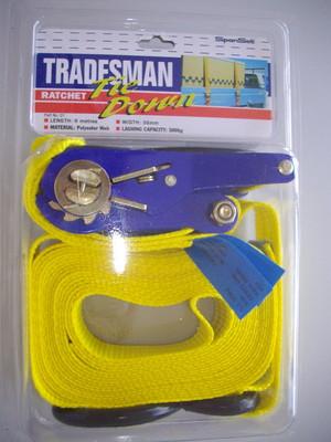 Tradesman Tie Down 36mm x 6m