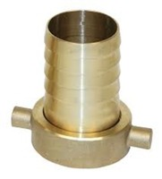 25mm BSP Brass (F) Coupling