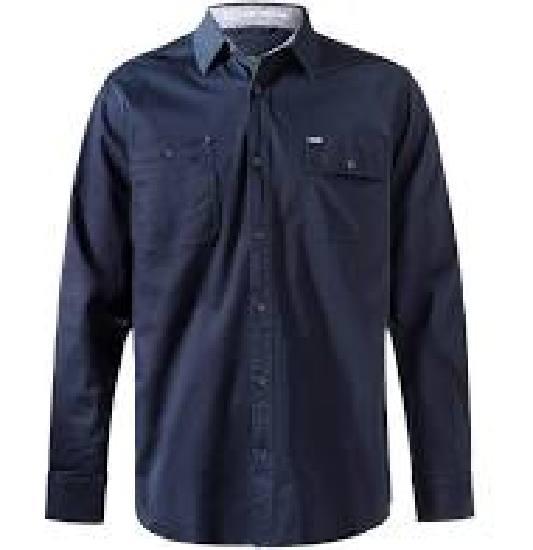 FXD LSH-1 Work Shirt - Navy