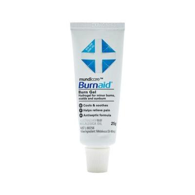 Burnaid Gel 25g Tube