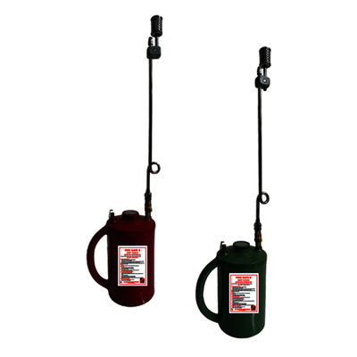 Drip Torch - Fire Red or Fire Green 4ltr