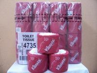 KLEENEX Toilet Tissue - White 2 ply 10cm x 11cm White 400 sheets