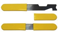 Shove Knife Yellow